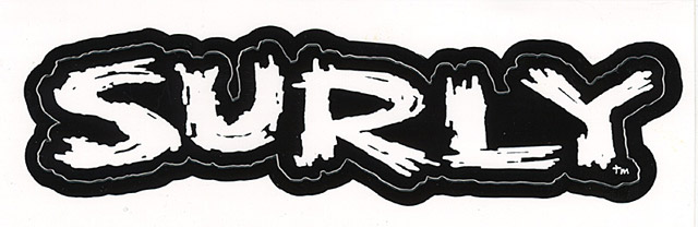 WE SELL SURLY BIKES